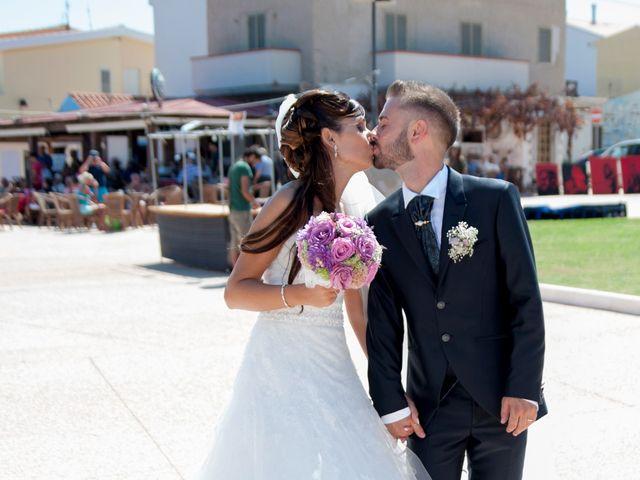 Il matrimonio di Stefano e Angela a Budoni, Sassari 51