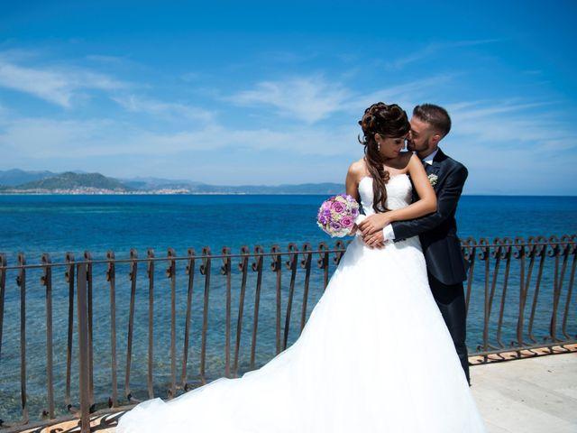 Il matrimonio di Stefano e Angela a Budoni, Sassari 55