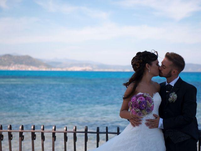 Il matrimonio di Stefano e Angela a Budoni, Sassari 56