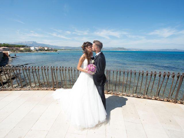 Il matrimonio di Stefano e Angela a Budoni, Sassari 57