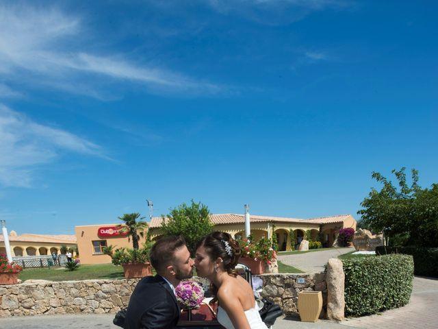 Il matrimonio di Stefano e Angela a Budoni, Sassari 58