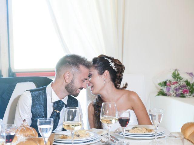 Il matrimonio di Stefano e Angela a Budoni, Sassari 70