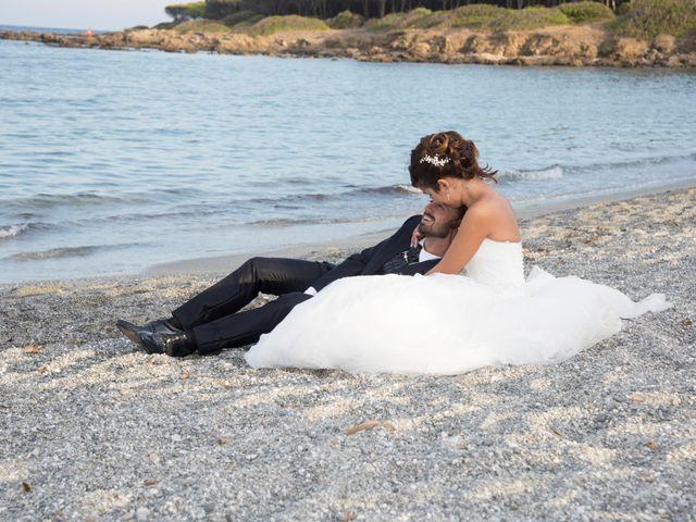 Il matrimonio di Stefano e Angela a Budoni, Sassari 75