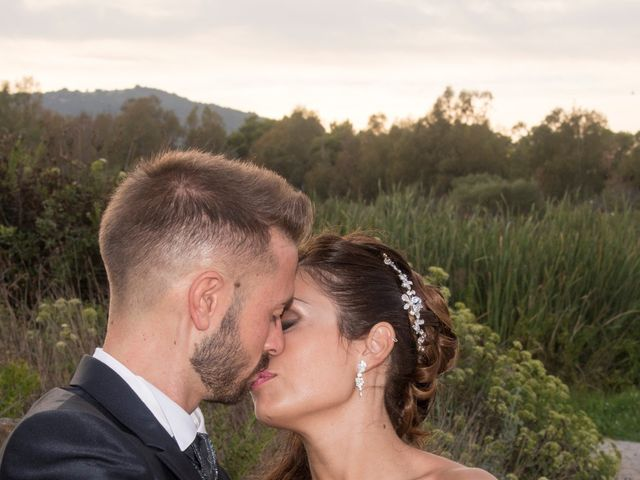 Il matrimonio di Stefano e Angela a Budoni, Sassari 79
