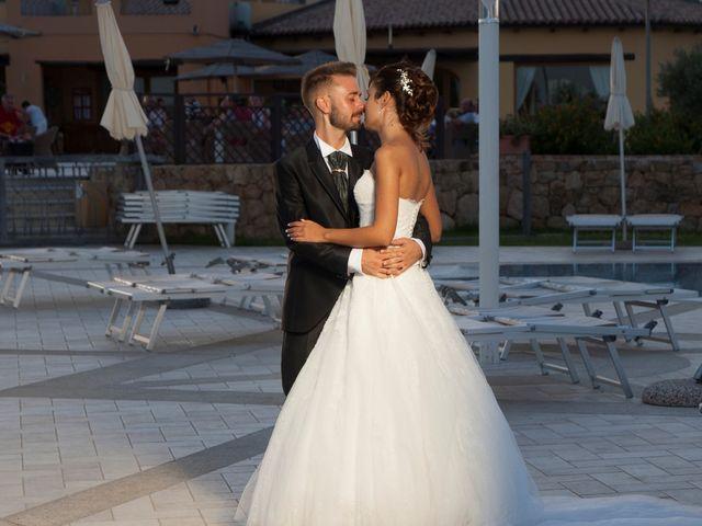 Il matrimonio di Stefano e Angela a Budoni, Sassari 80