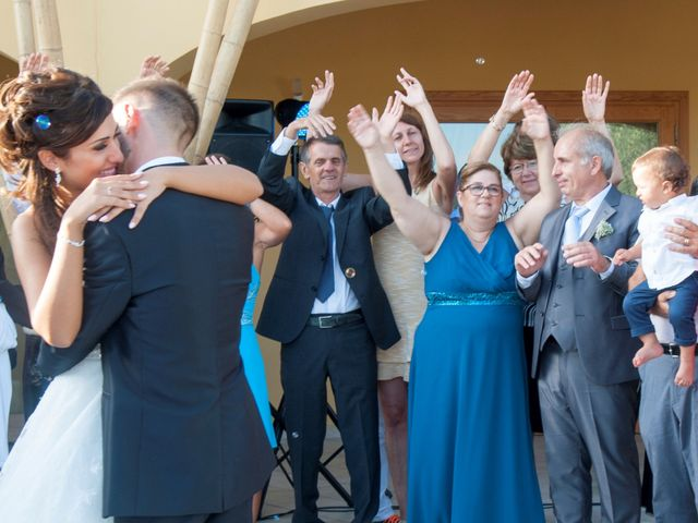 Il matrimonio di Stefano e Angela a Budoni, Sassari 86