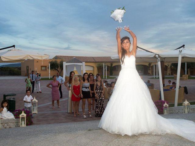 Il matrimonio di Stefano e Angela a Budoni, Sassari 87