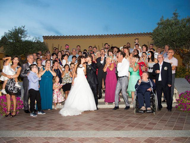 Il matrimonio di Stefano e Angela a Budoni, Sassari 89