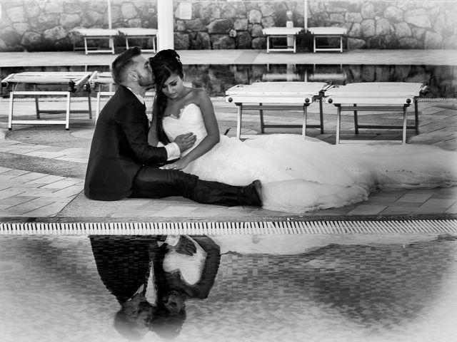 Il matrimonio di Stefano e Angela a Budoni, Sassari 90