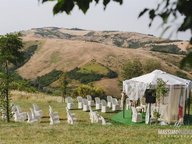 Il matrimonio di Nicholas e Carlotta a Pianoro, Bologna 13