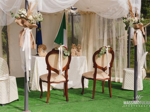 Il matrimonio di Nicholas e Carlotta a Pianoro, Bologna 15