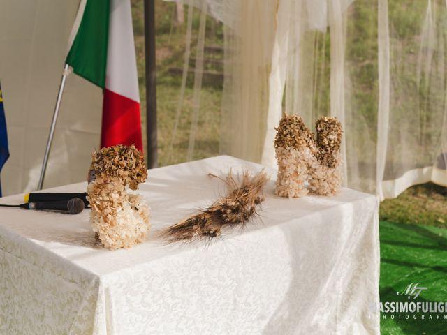 Il matrimonio di Nicholas e Carlotta a Pianoro, Bologna 16