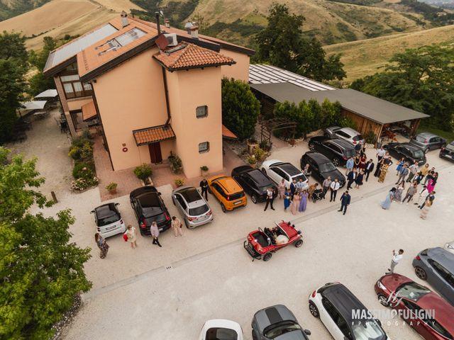 Il matrimonio di Nicholas e Carlotta a Pianoro, Bologna 21