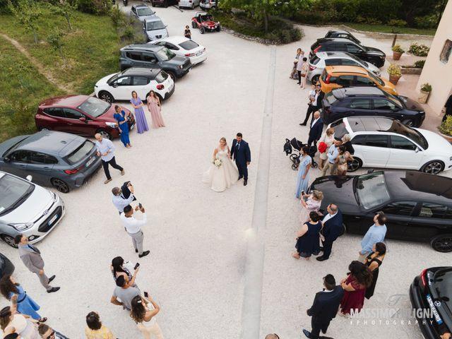 Il matrimonio di Nicholas e Carlotta a Pianoro, Bologna 22