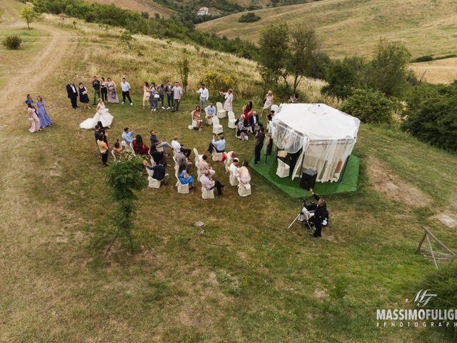 Il matrimonio di Nicholas e Carlotta a Pianoro, Bologna 27