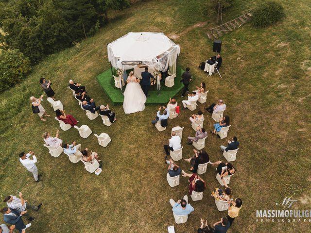 Il matrimonio di Nicholas e Carlotta a Pianoro, Bologna 28
