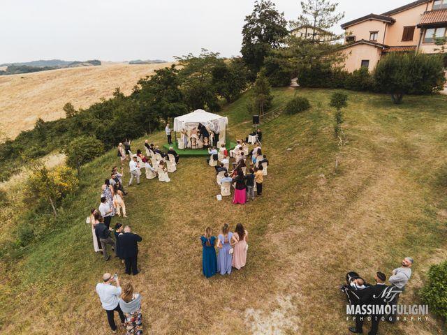 Il matrimonio di Nicholas e Carlotta a Pianoro, Bologna 29