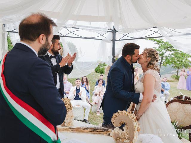 Il matrimonio di Nicholas e Carlotta a Pianoro, Bologna 30