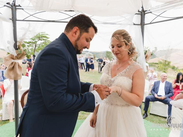 Il matrimonio di Nicholas e Carlotta a Pianoro, Bologna 32