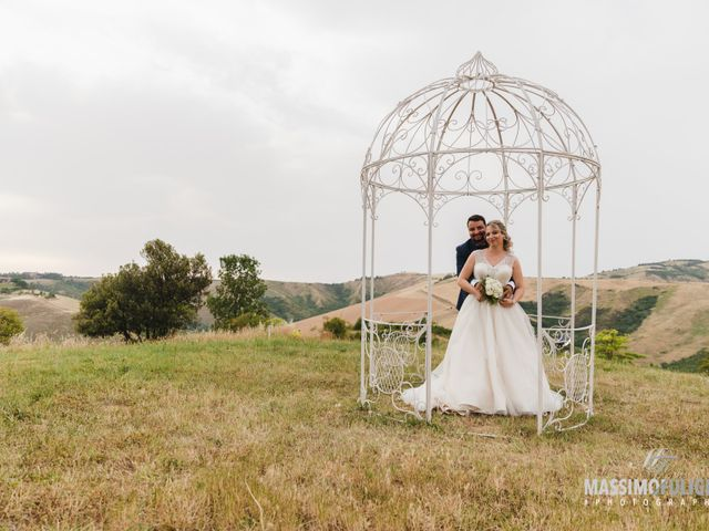 Il matrimonio di Nicholas e Carlotta a Pianoro, Bologna 42