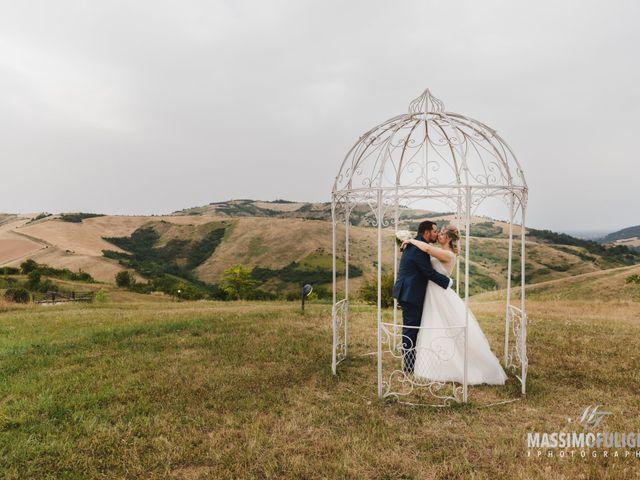 Il matrimonio di Nicholas e Carlotta a Pianoro, Bologna 44
