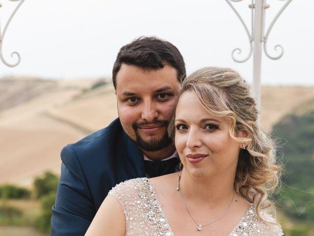 Il matrimonio di Nicholas e Carlotta a Pianoro, Bologna 45