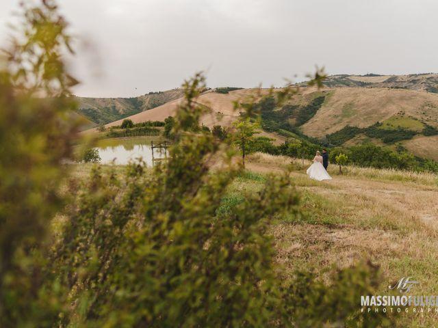 Il matrimonio di Nicholas e Carlotta a Pianoro, Bologna 47