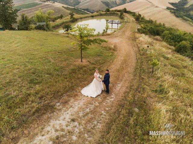 Il matrimonio di Nicholas e Carlotta a Pianoro, Bologna 48