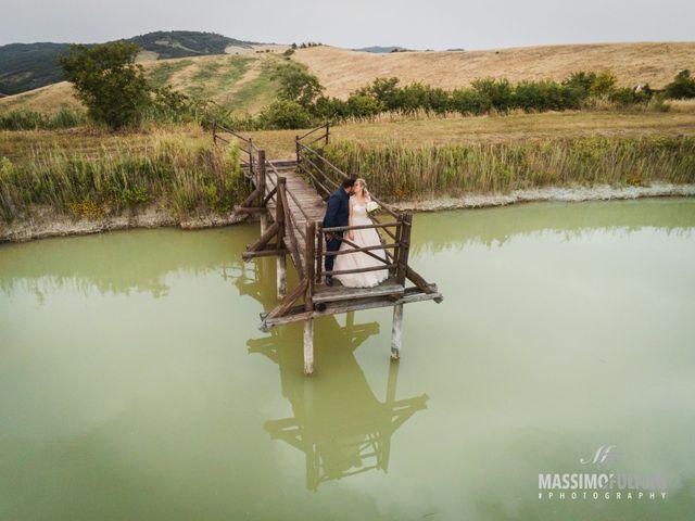 Il matrimonio di Nicholas e Carlotta a Pianoro, Bologna 49