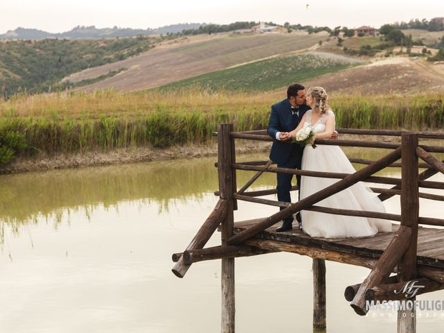 Il matrimonio di Nicholas e Carlotta a Pianoro, Bologna 53