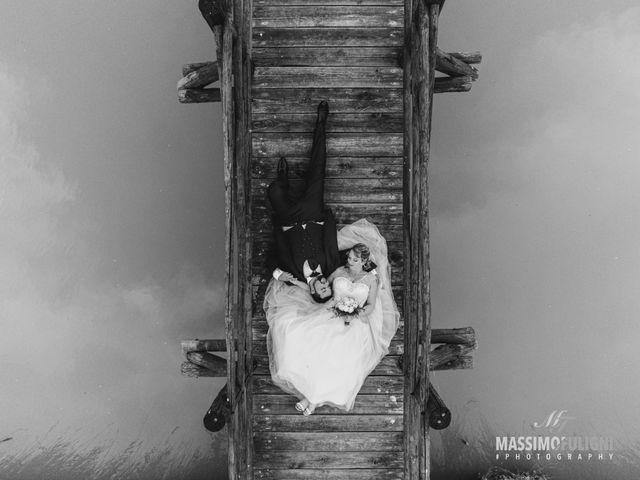 Il matrimonio di Nicholas e Carlotta a Pianoro, Bologna 54