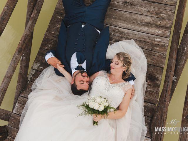 Il matrimonio di Nicholas e Carlotta a Pianoro, Bologna 57