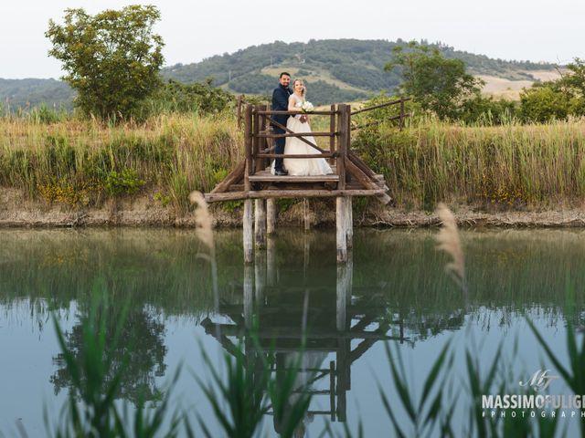 Il matrimonio di Nicholas e Carlotta a Pianoro, Bologna 59