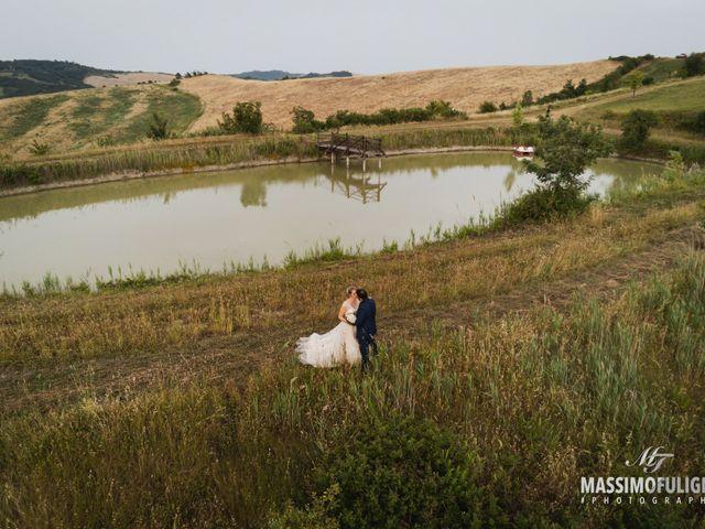 Il matrimonio di Nicholas e Carlotta a Pianoro, Bologna 64