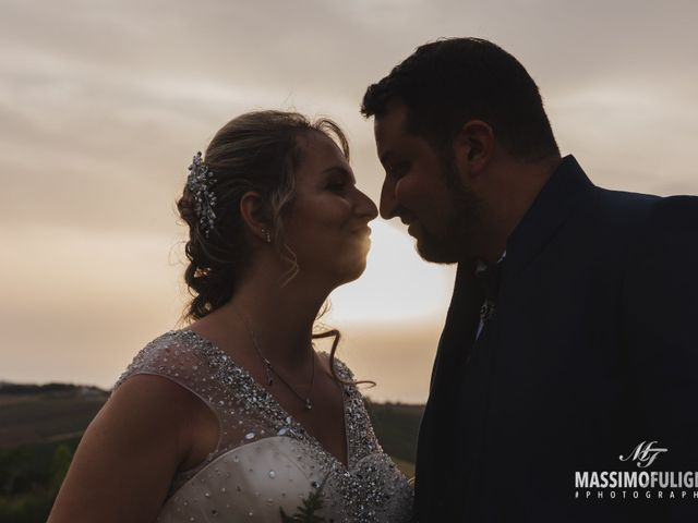 Il matrimonio di Nicholas e Carlotta a Pianoro, Bologna 73