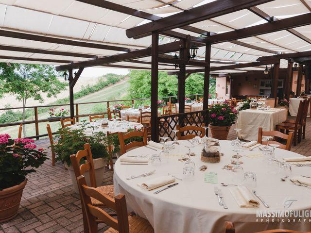 Il matrimonio di Nicholas e Carlotta a Pianoro, Bologna 75