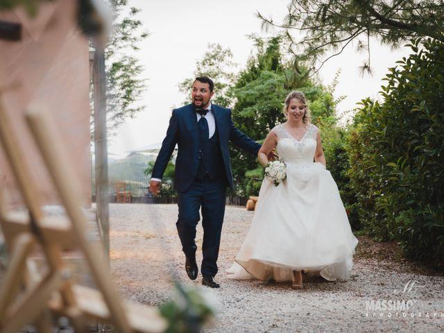 Il matrimonio di Nicholas e Carlotta a Pianoro, Bologna 78