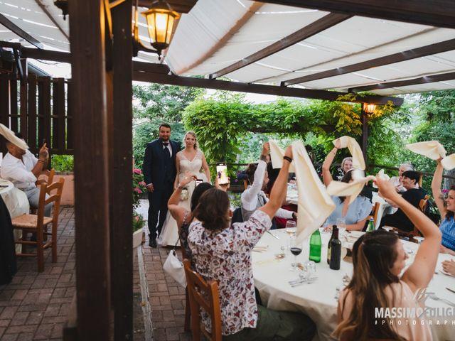 Il matrimonio di Nicholas e Carlotta a Pianoro, Bologna 79