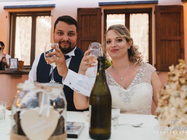 Il matrimonio di Nicholas e Carlotta a Pianoro, Bologna 80