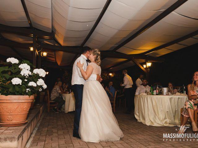 Il matrimonio di Nicholas e Carlotta a Pianoro, Bologna 84