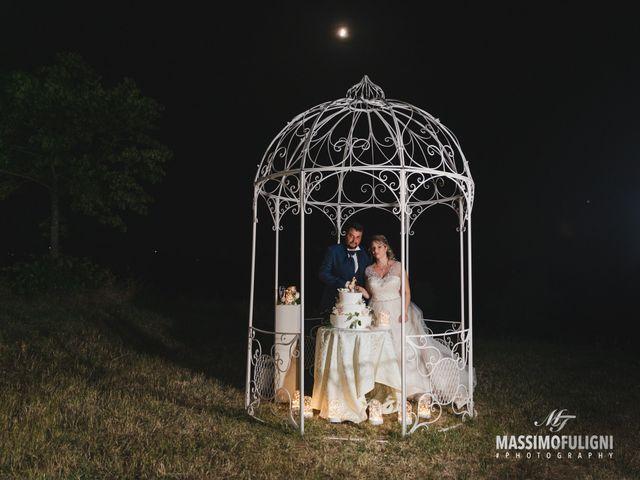 Il matrimonio di Nicholas e Carlotta a Pianoro, Bologna 85