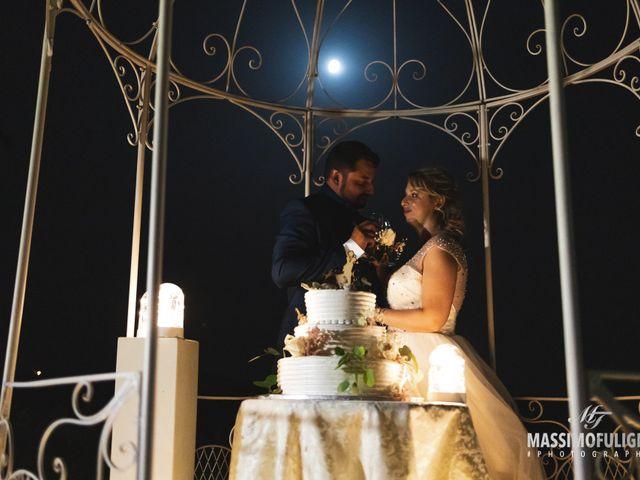 Il matrimonio di Nicholas e Carlotta a Pianoro, Bologna 87
