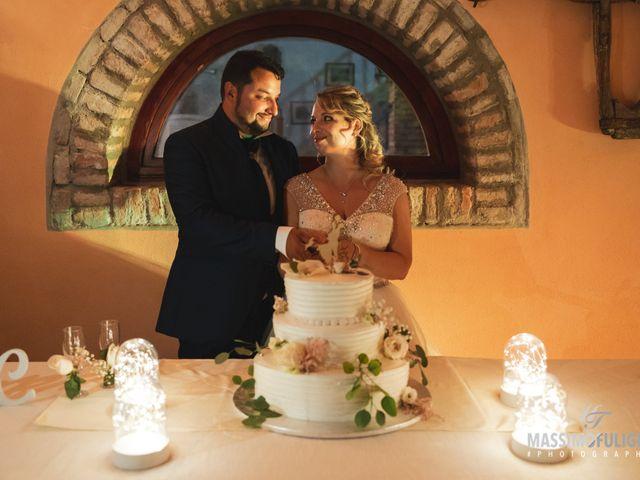Il matrimonio di Nicholas e Carlotta a Pianoro, Bologna 92