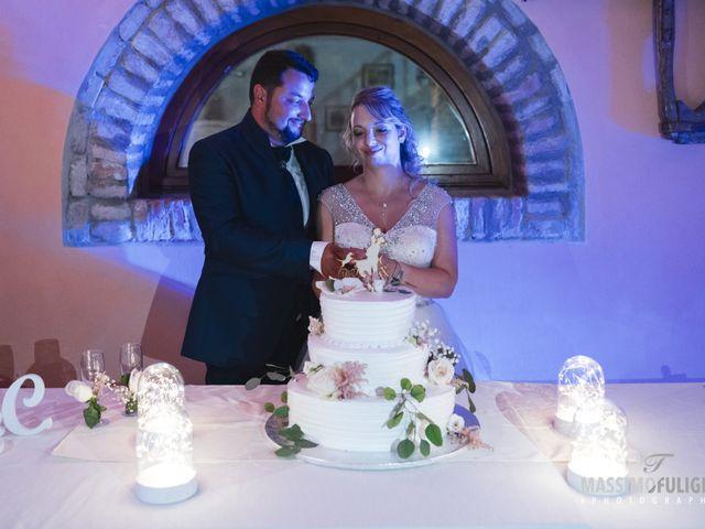 Il matrimonio di Nicholas e Carlotta a Pianoro, Bologna 93