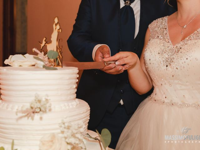 Il matrimonio di Nicholas e Carlotta a Pianoro, Bologna 94