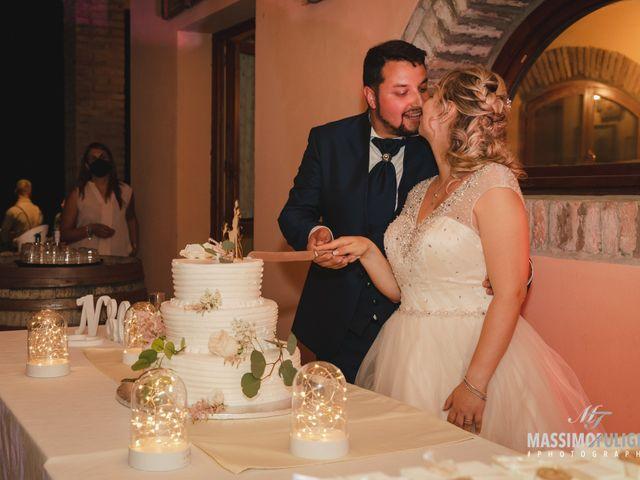 Il matrimonio di Nicholas e Carlotta a Pianoro, Bologna 95