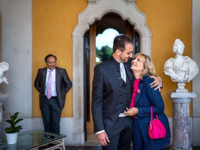Il matrimonio di Claudio e Sara a Rovato, Brescia 5