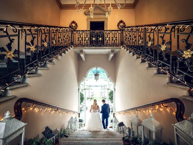 Il matrimonio di Claudio e Sara a Rovato, Brescia 12