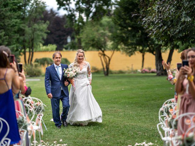 Il matrimonio di Claudio e Sara a Rovato, Brescia 14
