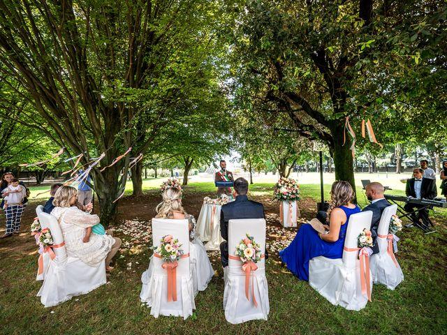 Il matrimonio di Claudio e Sara a Rovato, Brescia 15